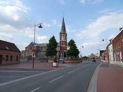 Masny, Eglise Saint Martin