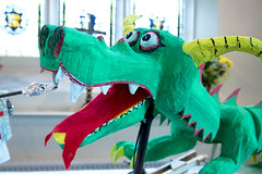 Dragon of St Mary's!