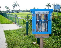 Lake Worth's Little Free Libraries