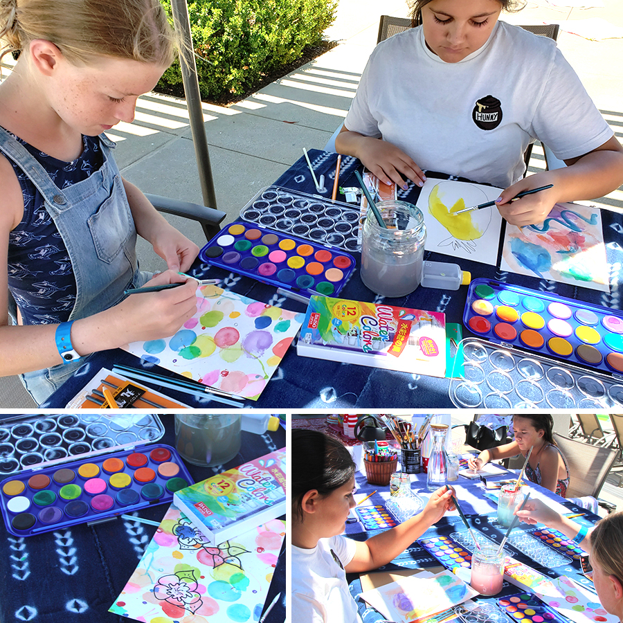 SAJ-Art-Camp-Day-5-Watercolor-Pool-Party-3
