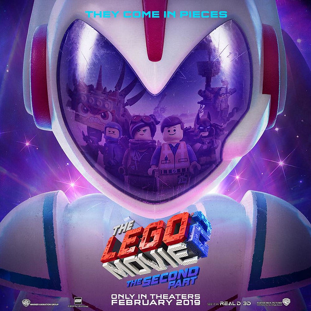 Plakat The LEGO Movie 2