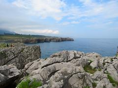 Ruta por la Costa de Llames (Asturias)