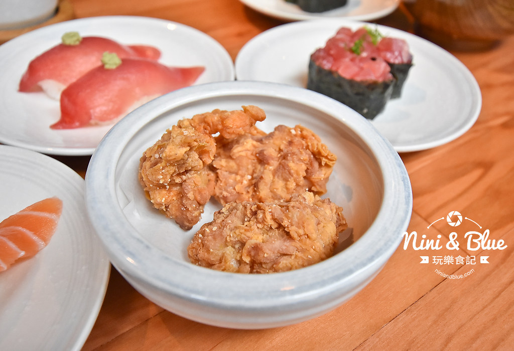 一笈壽司 台中 公益路 YIJI sushi 菜單12