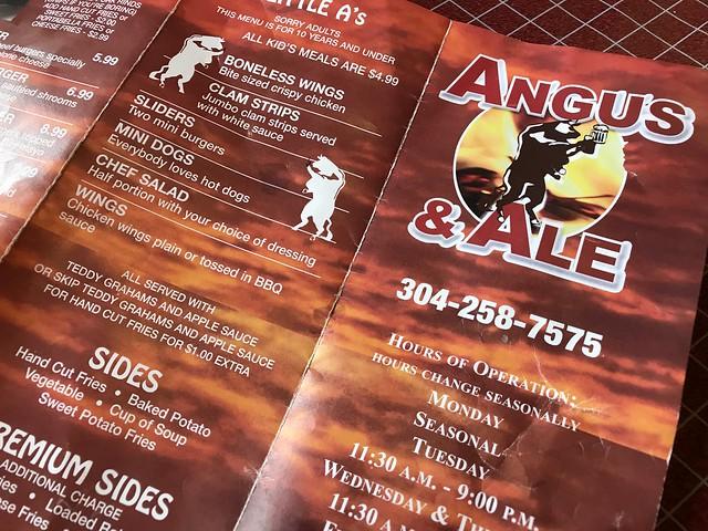 Angus & Ale