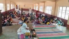 Vidyarambha in VKV Kallubalu