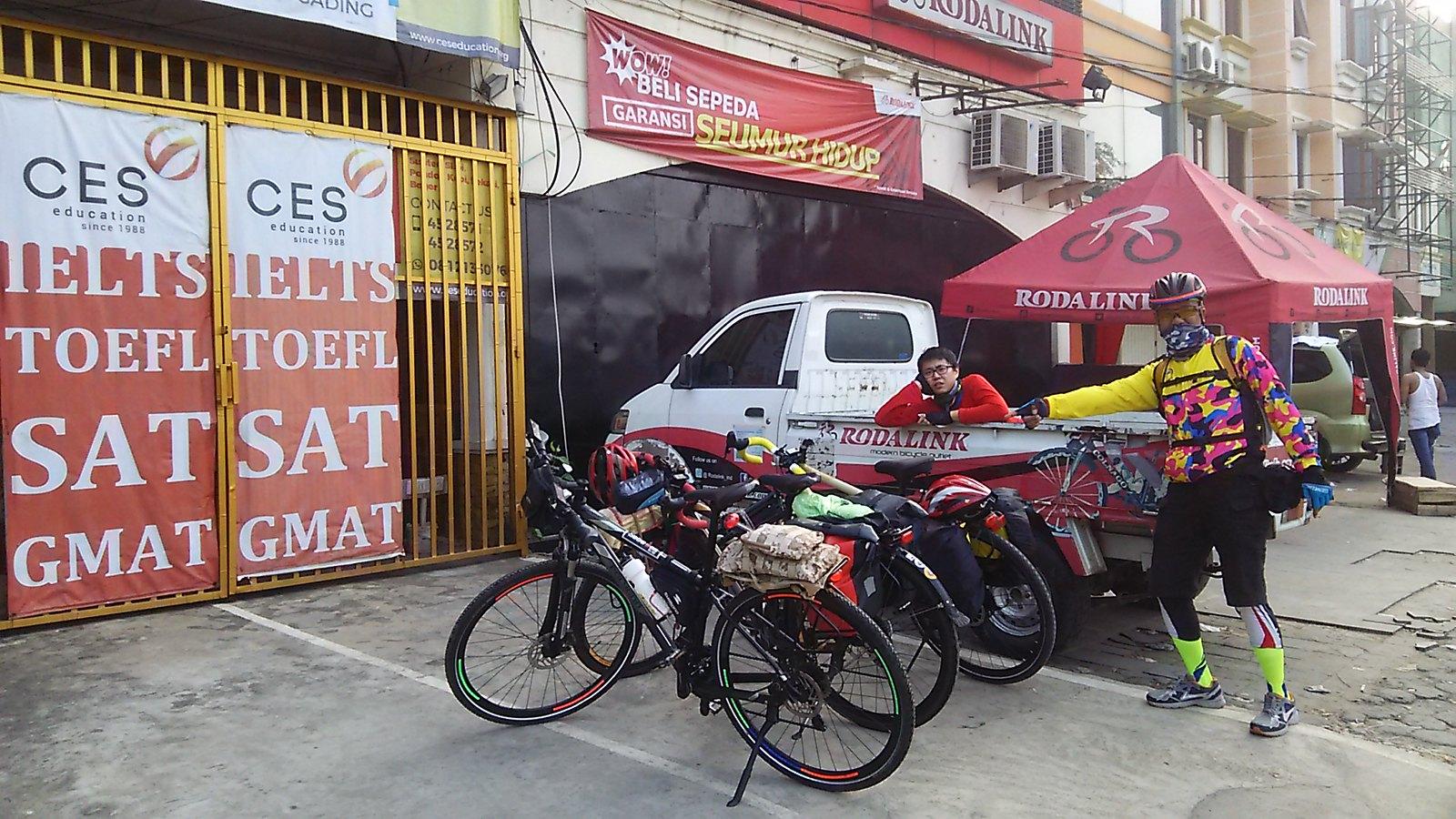 Rodalink Kalimalang