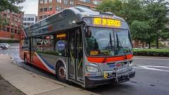 WMATA Metrobus 2018 New Flyer Xcelsior XN40 #3112