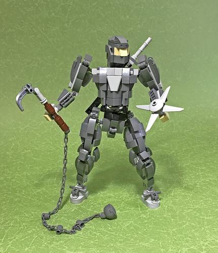 LEGO Robot NINJA-03