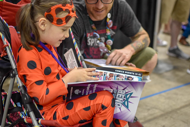 Denver Comic Con 2018 - PCC Kids' Lab