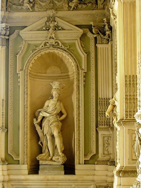 Yussupof Palace Interior, St, Fujifilm FinePix S1000fd