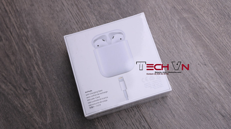 TechVn - Apple Airpods 03