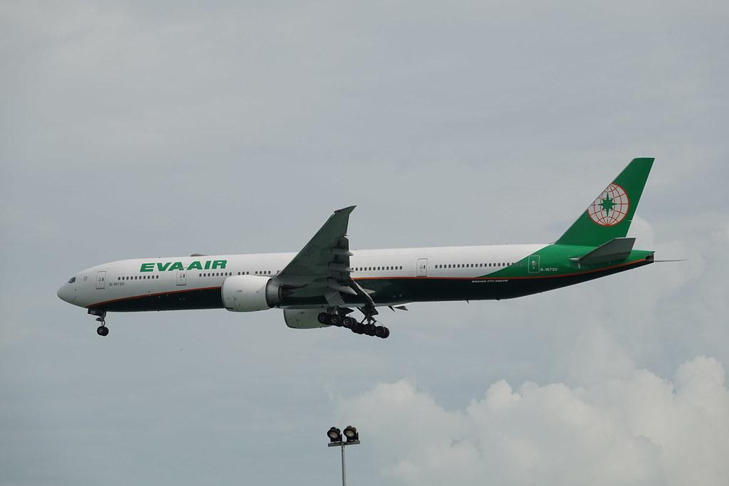 Eva Air | Boeing B777-300ER - ...