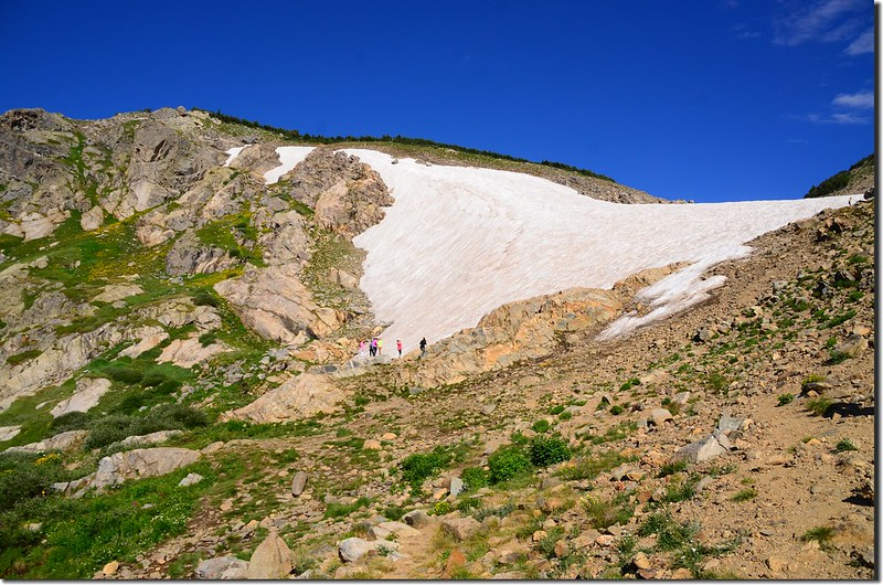 Saint Mary's Glacier (1)