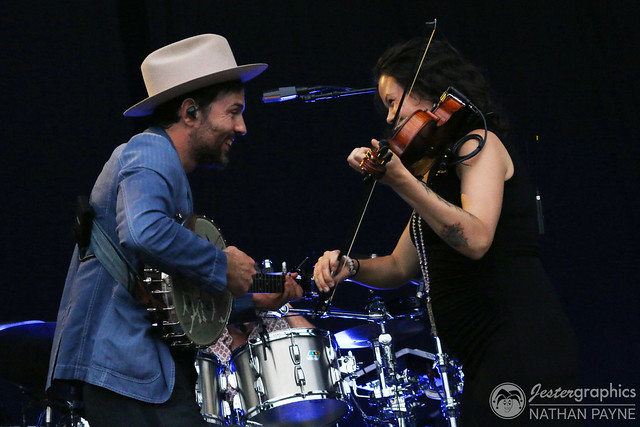 The Avett Brothers • Live at Union Band & Trust Pavilion • Portsmouth, VA • 7.20.18-3