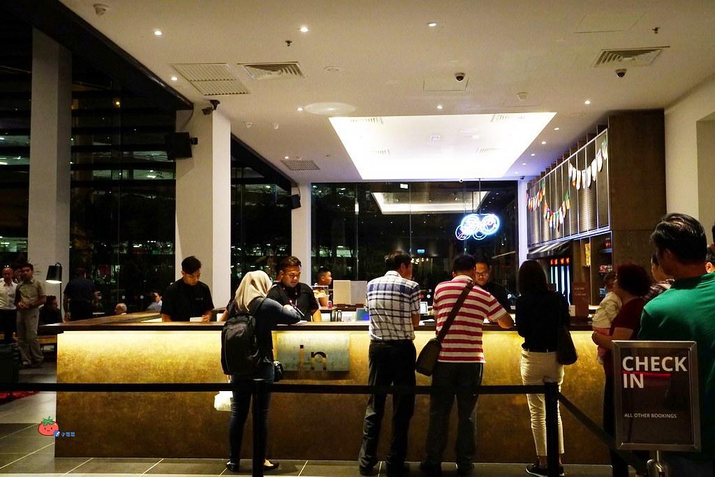 馬來西亞轉機旅館 Tune HOTEL