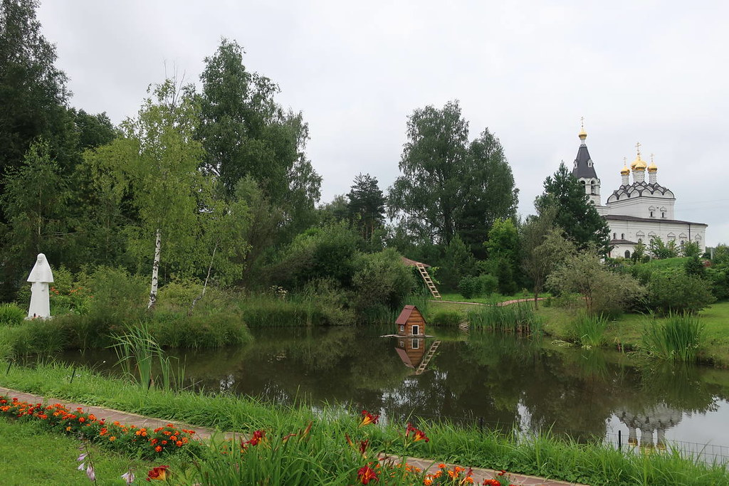 Прихожане Князь-Владимирского храма прошли «по стопам» преподобного Сергия