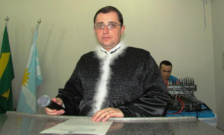 Justiça arquiva inquérito policial sobre incêndio de cartório em Terra Santa, Luiz Gustavo Cardoso