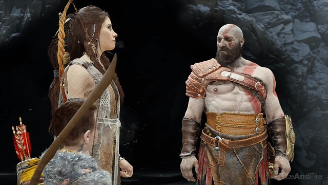 God of War (2018) - The Black Breath