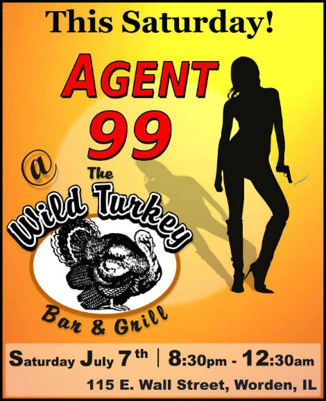 Agent 99 7-7-18