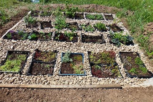 Мобильный огородец