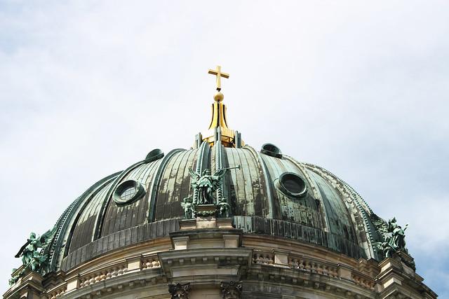 haut cathédrale Berlin
