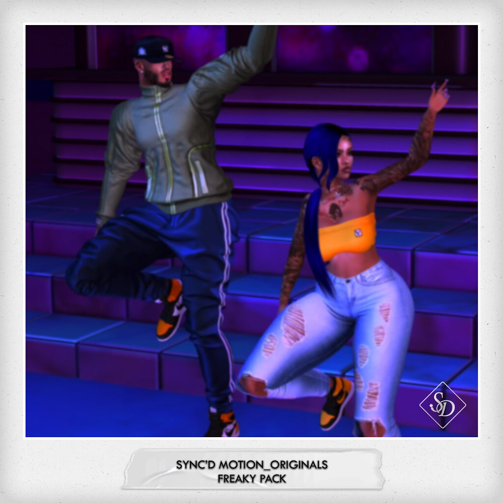 Sync'D Motion__Originals - Freaky