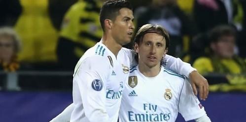 Modric mengharapkan Ronaldo tetap di Real Madrid