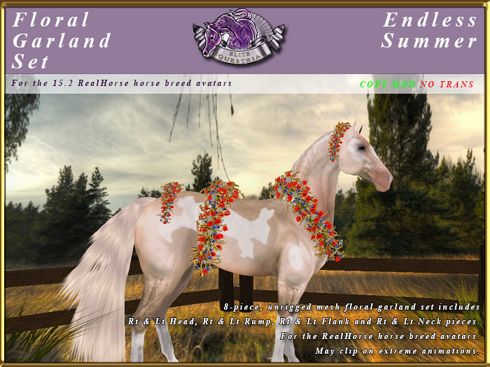 E-RH-FloralGarlands-EndlessSummer - TeleportHub.com Live!