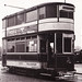 Tram number 4 to East Park Road Leicester