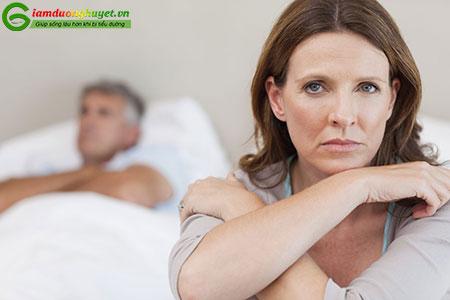 Suy giảm sức khỏe tình dục ở người có biến chứng tiểu đường type 2