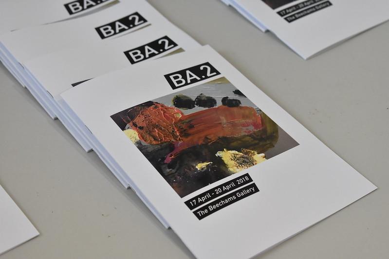 BA2 Fine Art Exhibition