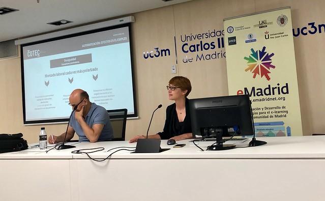 VIII Jornadas eMadrid 2-3 Julio 2018