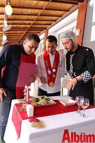 Alanya Ümit Altay Mesleki ve Teknik Anadolu Lisesi öğrencileri turizm şenliğinde yarıştı -3