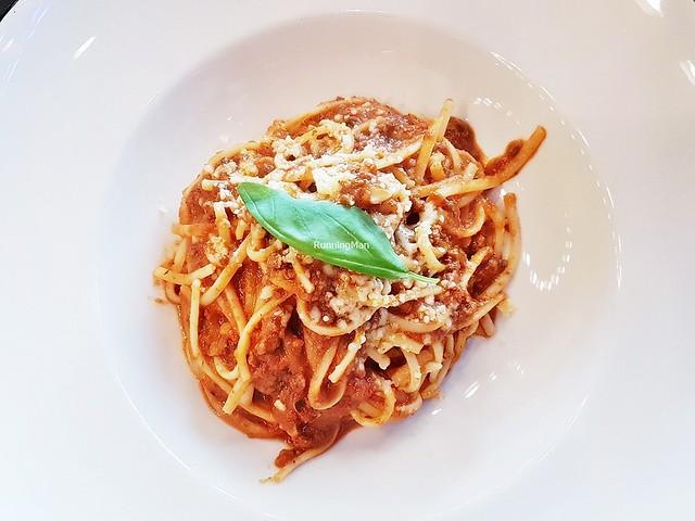 Pasta Linguine Bolognese