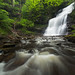 Ganoga Falls by Ken Krach Photography