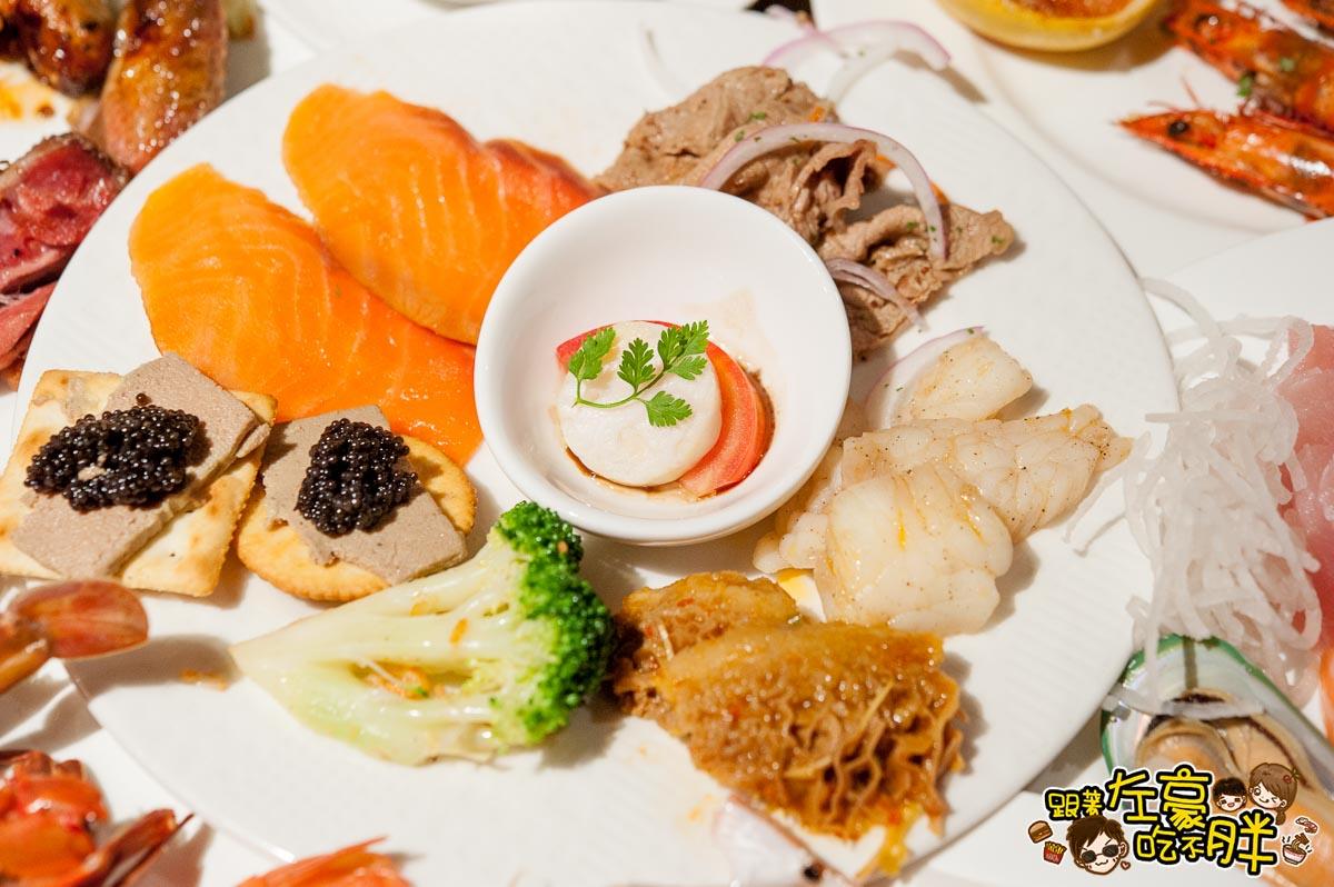 漢神巨蛋海港餐廳吃到飽-14