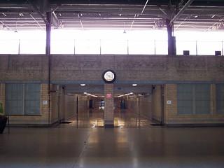 T-P Station