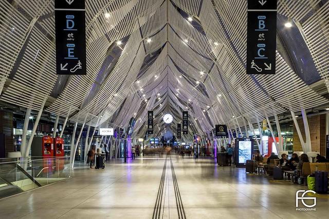 Gare St Roch