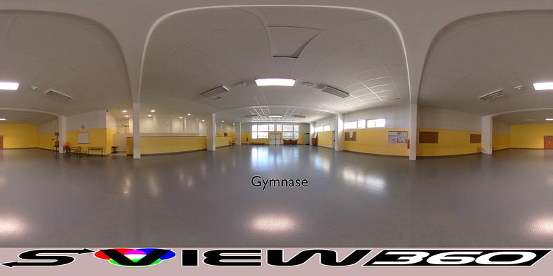 10 - Gymnase