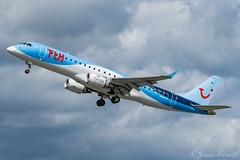 Tui / E190 / OO-TEA