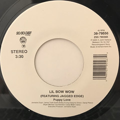LIL' BOW WOW:BOW WOW(THAT'S MY NAME)(LABEL SIDE-B)