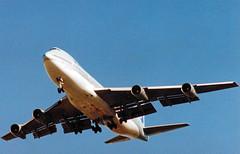 Korean Air Lines Boeing 747-212B HL7453