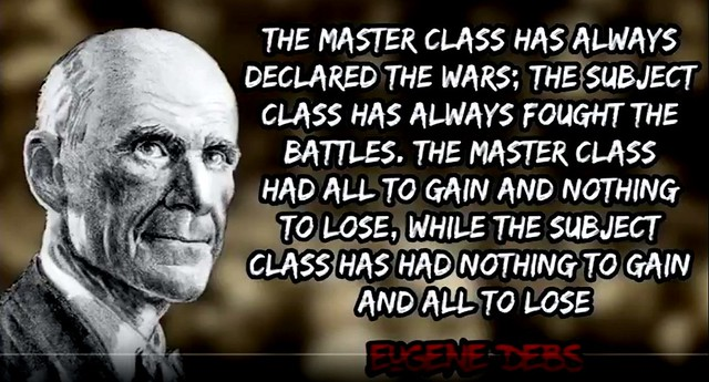 The Anti-War Speech That Jailed Eugene Debs For 10 Years