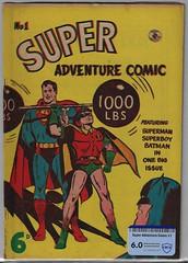 Australian Golden Age Comics Graded