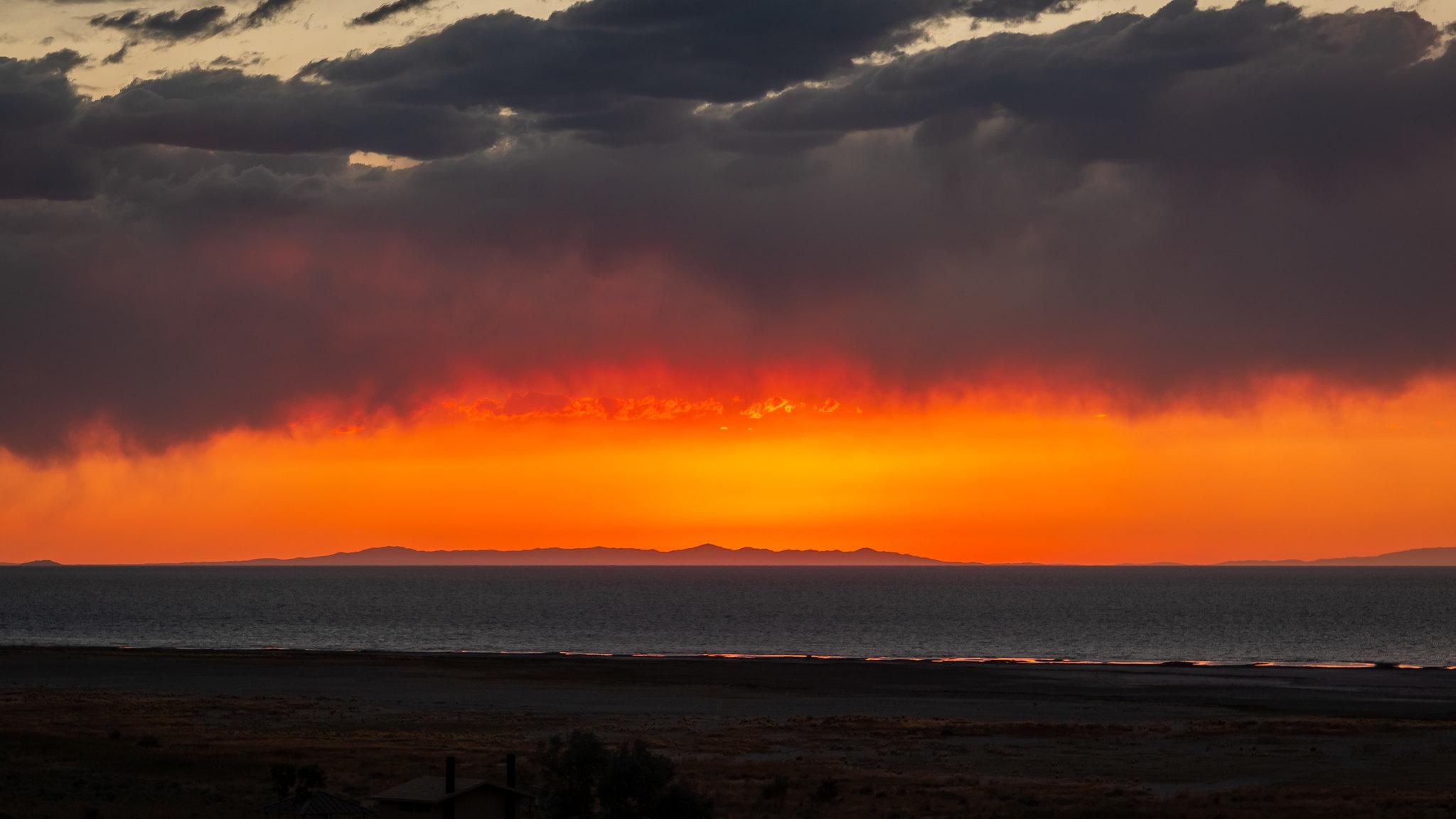 Antelope Island - Utah - [USA]