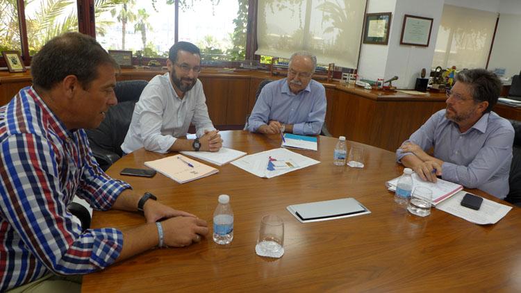 Reunión APBA-Ayto La Línea1