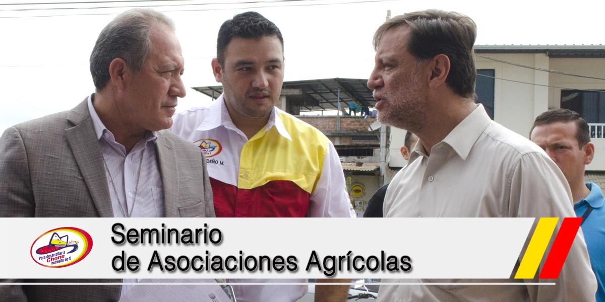 Seminario de Asociaciones Agrícolas