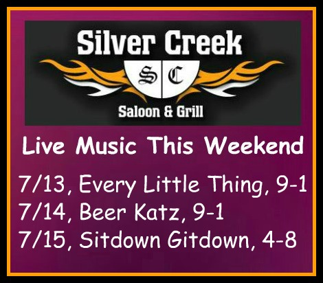 Silver Creek Poster 7-13-18