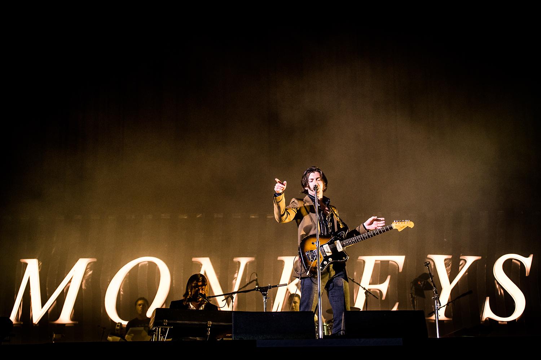 Arctic Monkeys @ Rock Werchter 2018 (Jan Van den Bulck)