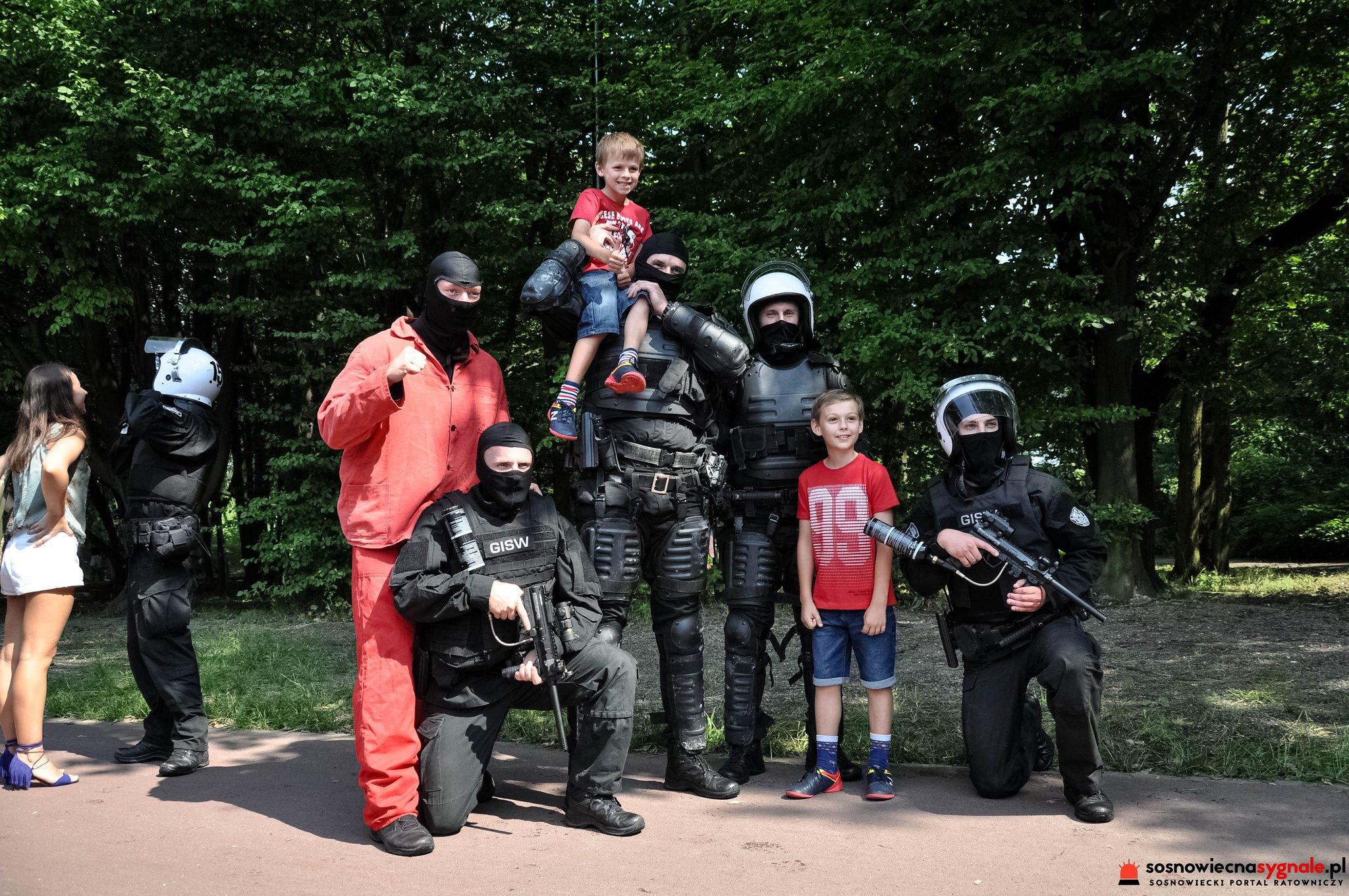 Festyn z okazji Święta Policji - FOTORELACJA